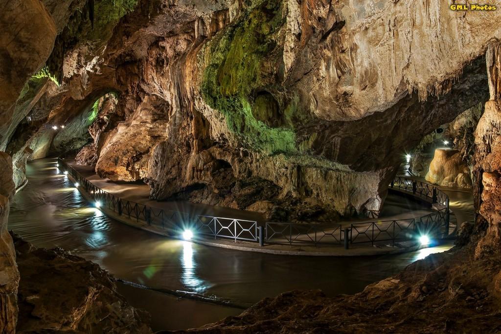 Foto di Gian Marco Leoni presso al Grotta San Giovanni Domusnovas (CI).