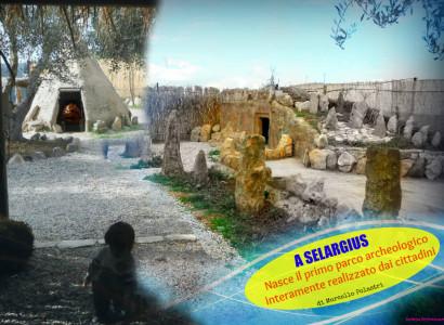 Nasce a Selargius il primo Archeoparco realizzato dai privati cittadini