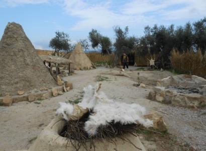 Ha aperto i battenti l'ArkeoParco di Selargius, fedele riproduzione del Villaggio preistorico Su Coddu