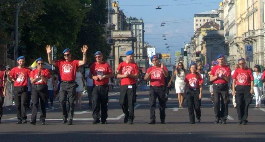 City Angels in Sardegna: il corso con Mario Furlan