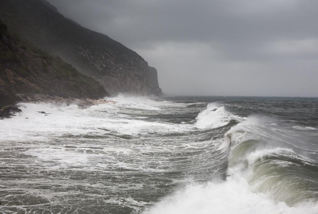 Mareggiata_Sardegna