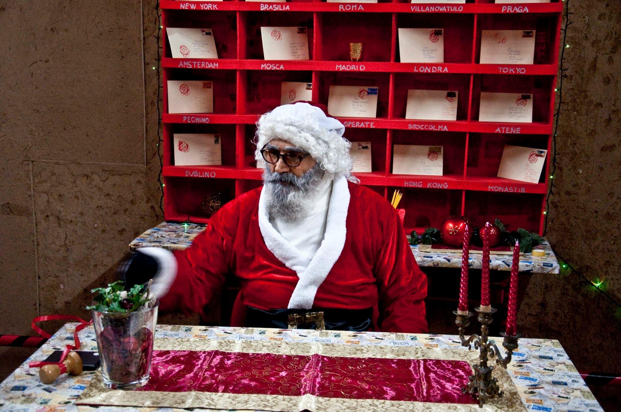 Immagini Del Villaggio Di Babbo Natale.La Magia Del Villaggio Di Babbo Natale A San Sperate
