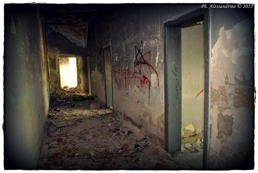 Cagliari sotterranea: ospedale di guerra foto polastri