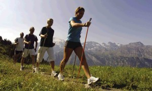 Nordic Walking tra pianure e montagne.