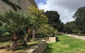La bellezza del Giardino pubblico di Cagliari
