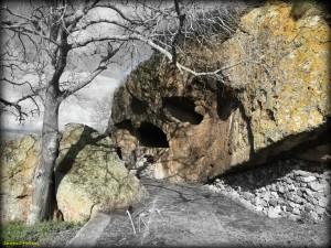 Accesso alla Tomba del Capo
