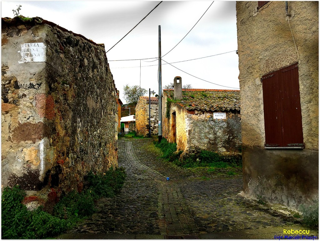 Le strade di Rebeccu