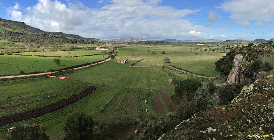Panorama da Rebeccu
