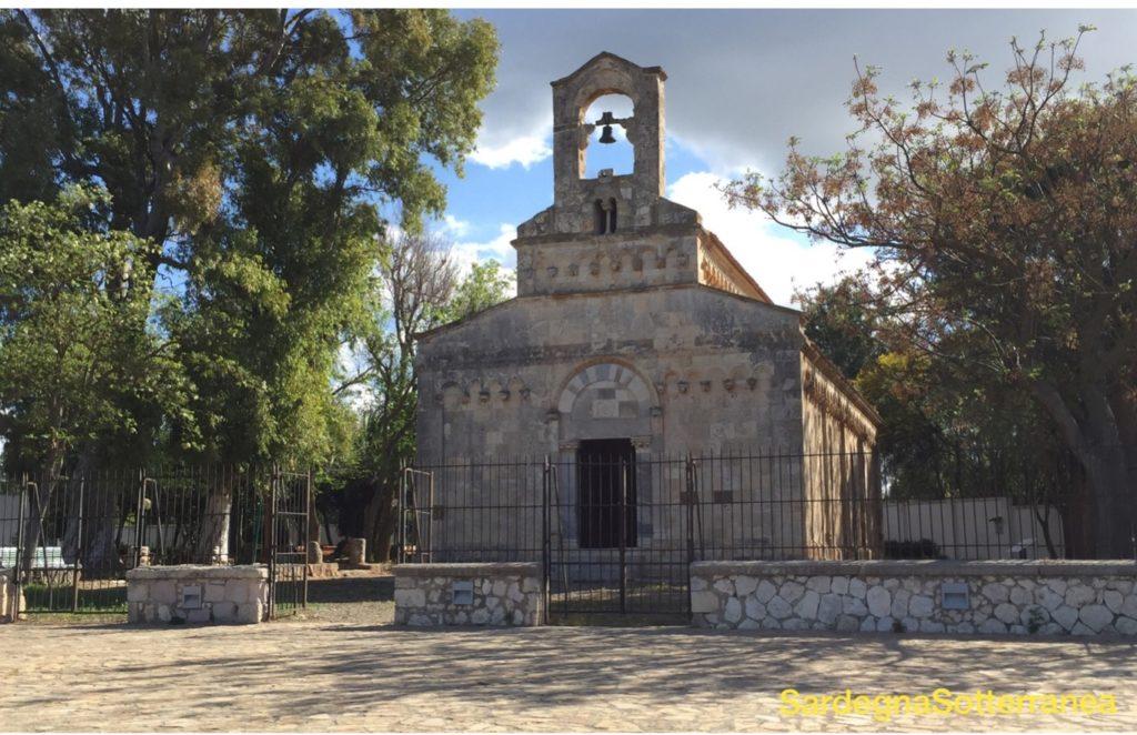 Il gioiello architettonico di Santa Maria a Uta