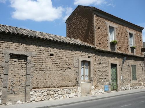 Selargius, una vecchia casa
