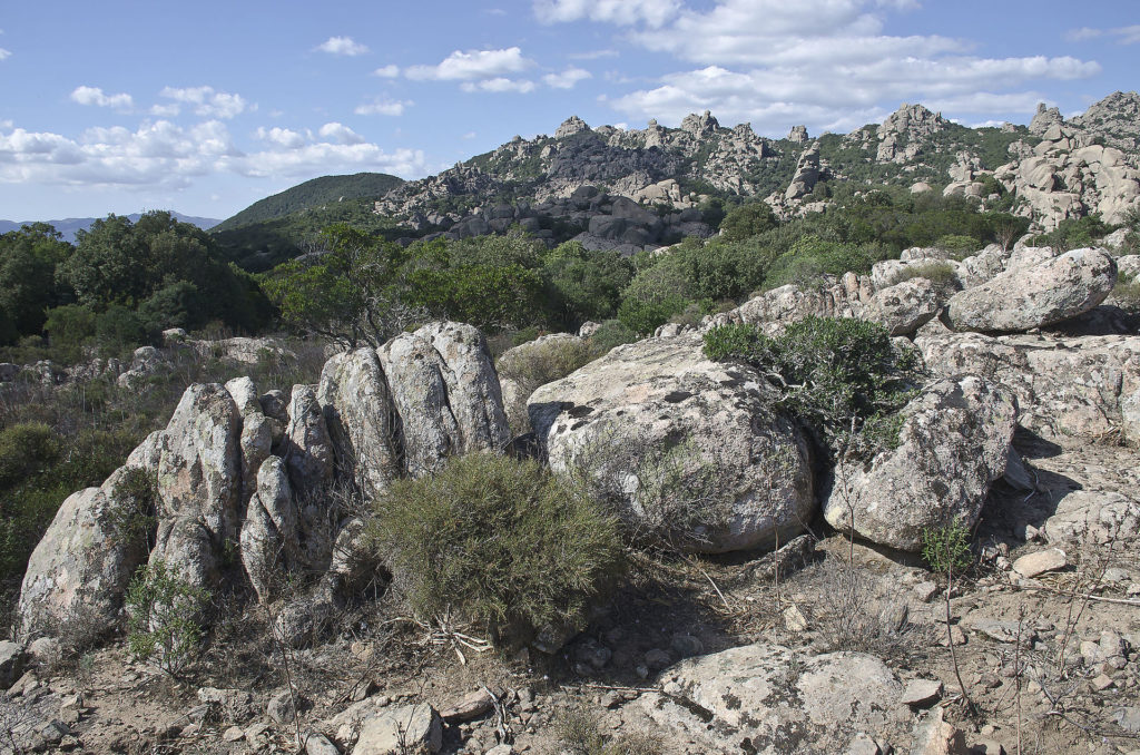 I monti del Sarrabus