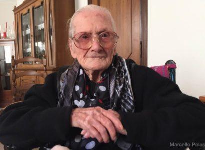 Centenari di Sardegna: compie 105 anni Tzia Annetta Desogus di Selargius