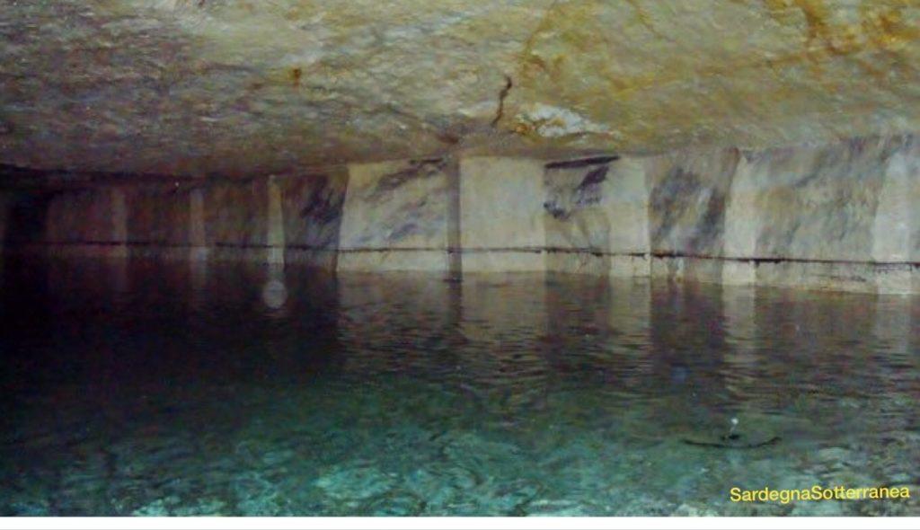 I laghi sotterranei di Cagliari