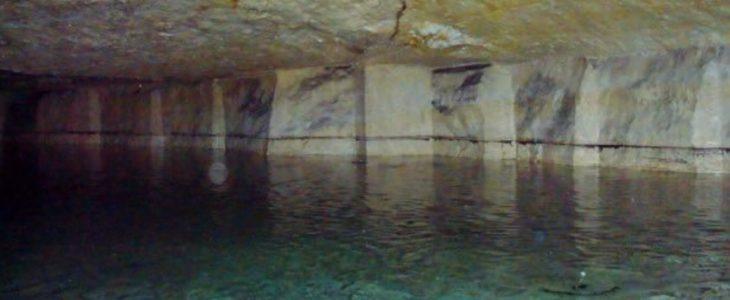Il documentario di Scoprire ci porta nei laghi di Cagliari sotterranea