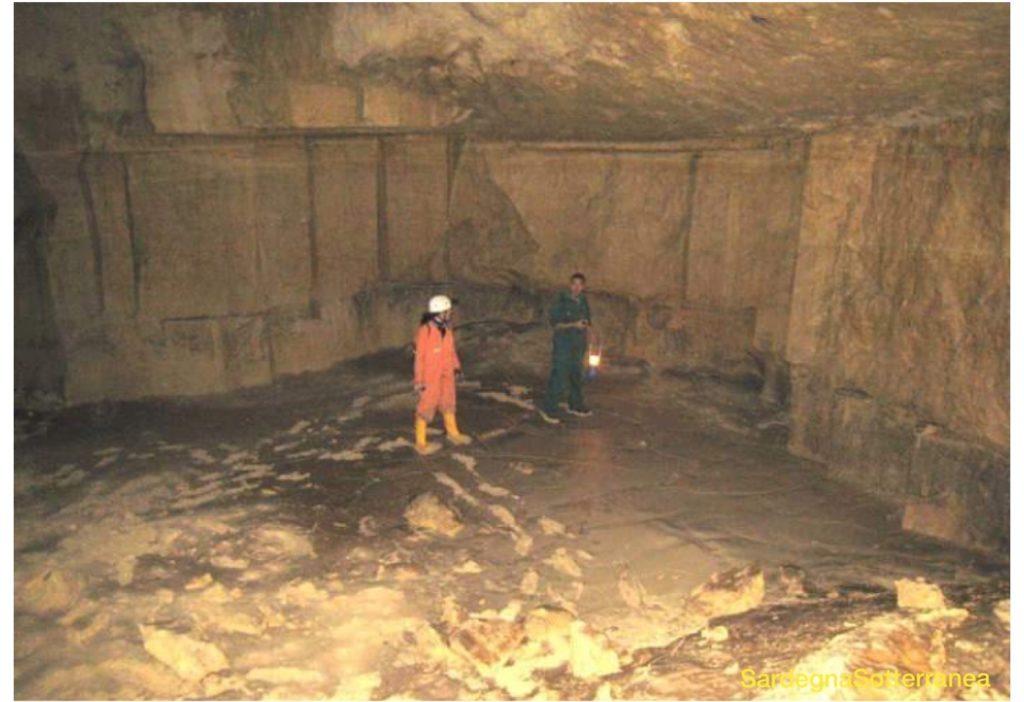 Grotta della frana di Cagliari
