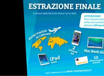 CTM Ti Premia: viaggi, tablet e smartphone in palio da Cagliari a Quartu