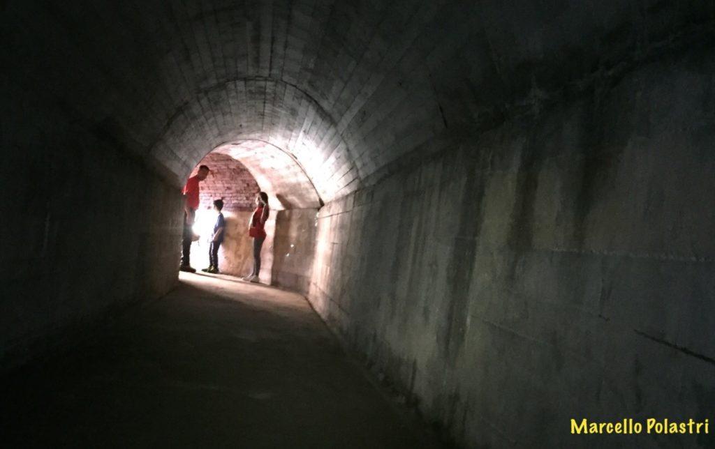 Nei tunnel di Iglesias