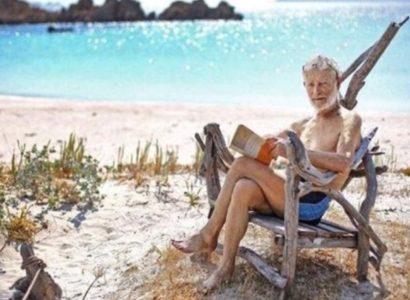 L'eremita ex custode cacciato via dall'isola di Budelli?