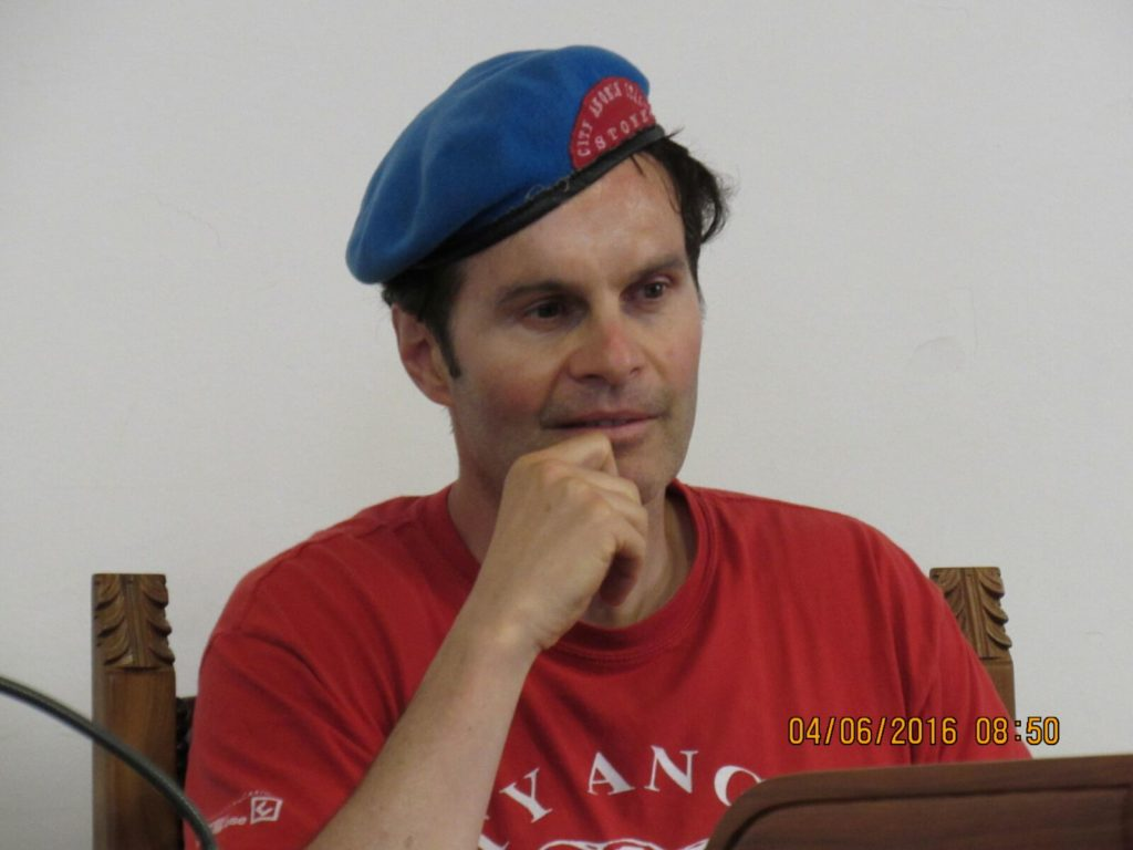 Mario Furlan, presidente nazionale dei City Angels