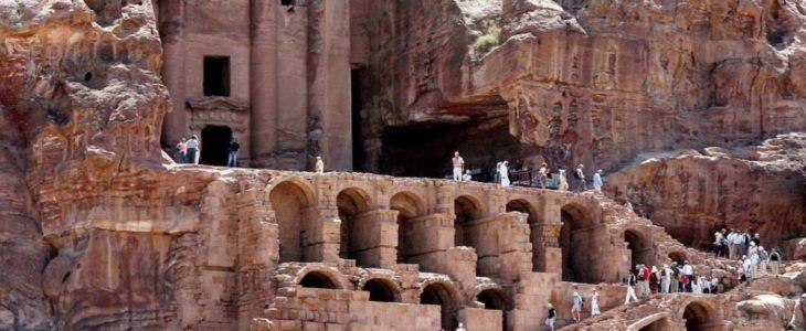 Nuova importante scoperta archeologica a Petra in Giordania