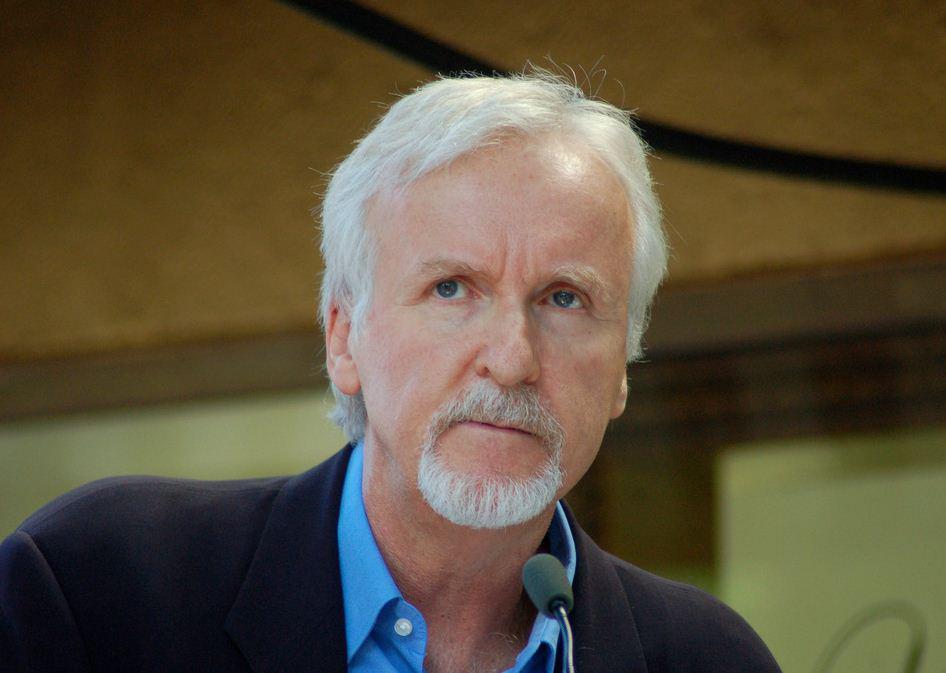 Il regista canadese James Cameron