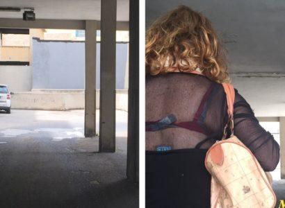Esclusivo: testimonianza shock della ragazza tenuta chiusa da un uomo sotto a un palazzo