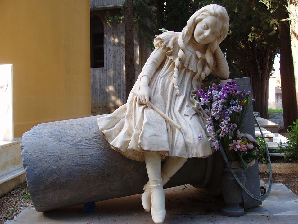 La scultura funeraria di Zaira Deplano