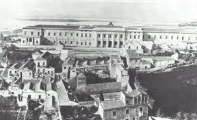 L'ospedale San Giovanni nella metà del 1800