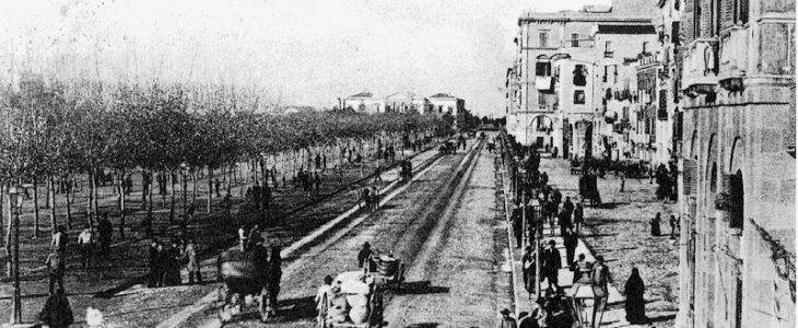 Cagliari tra Otto e Novecento: storie e curiosità