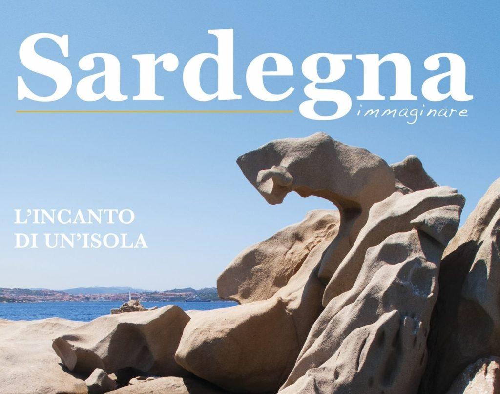 La copertina di Sardegna immaginare del 2016