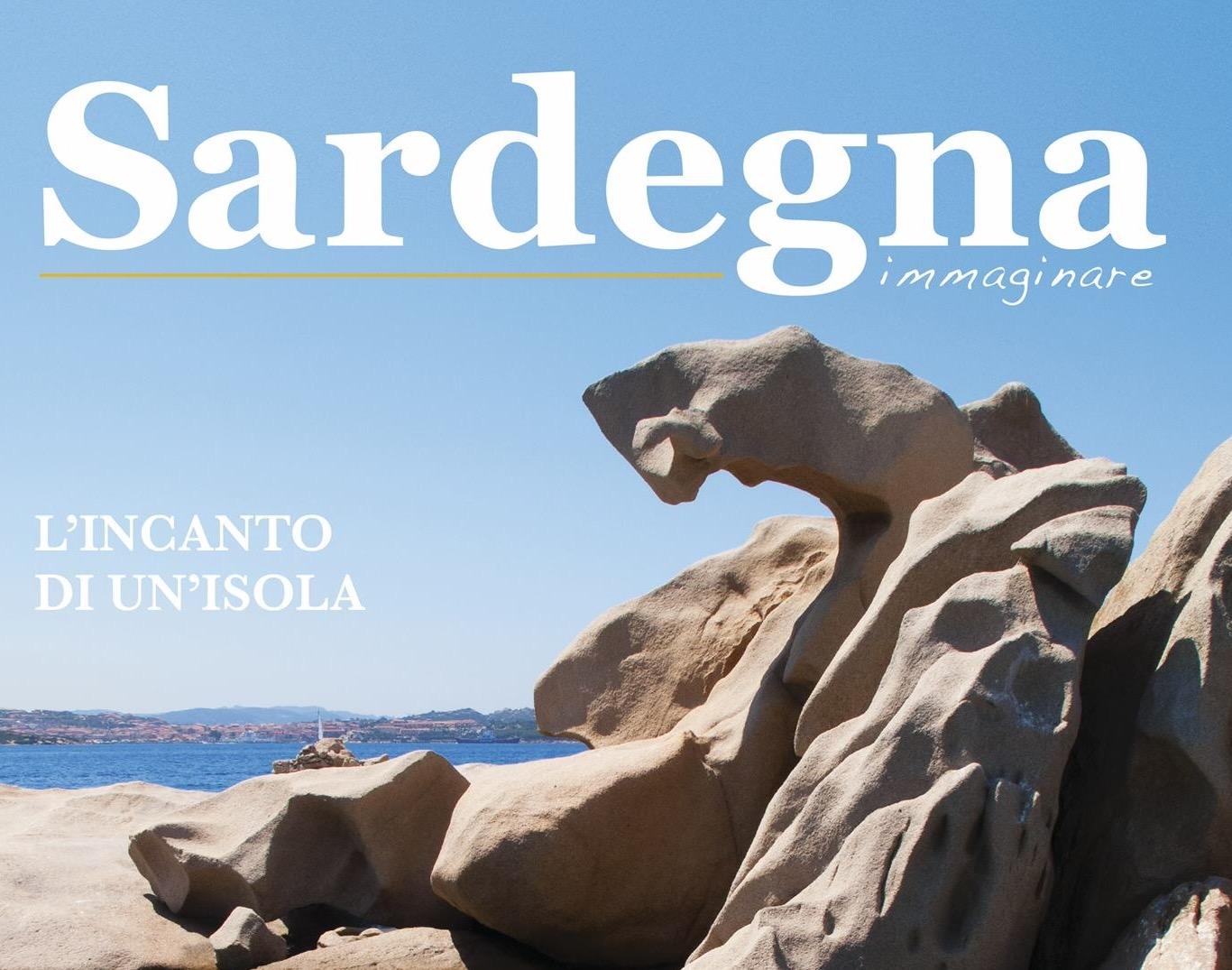 Sardegna immaginare dal 7 luglio in edicola sardegna for Sinonimo di immaginare