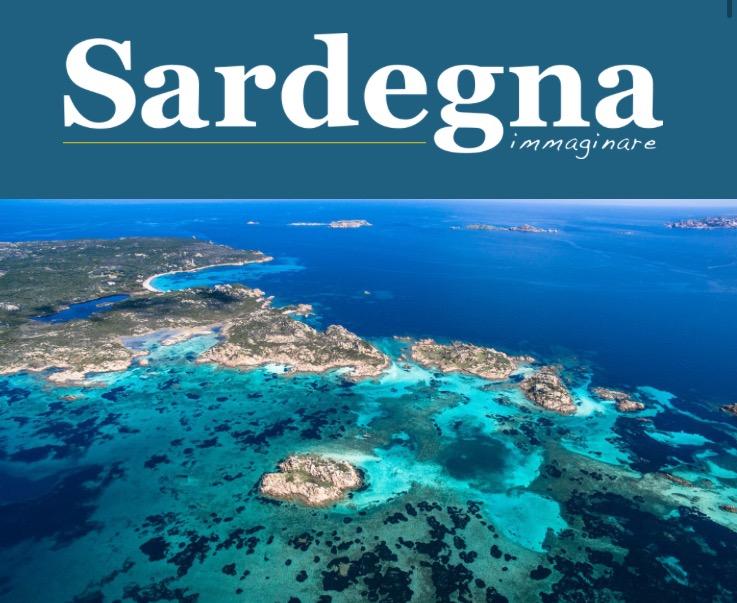 Una immagine di copertina di Sardegna Immaginare