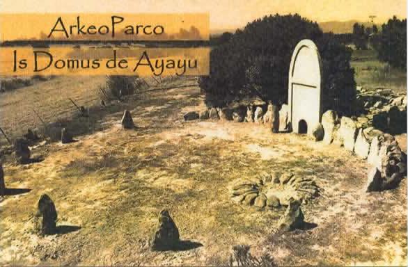 Cartolina_charme_ayayus_arkeoparco