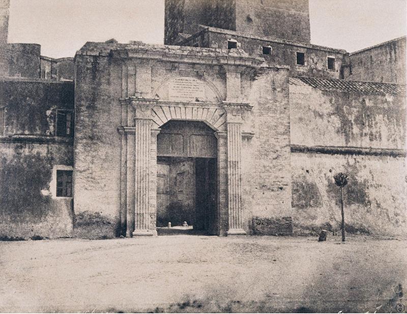 Una bella immagine scattata dal Delessert a Porta Cristina