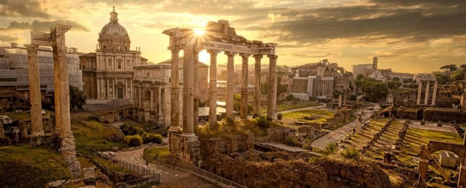 Fascino dell'antica Roma