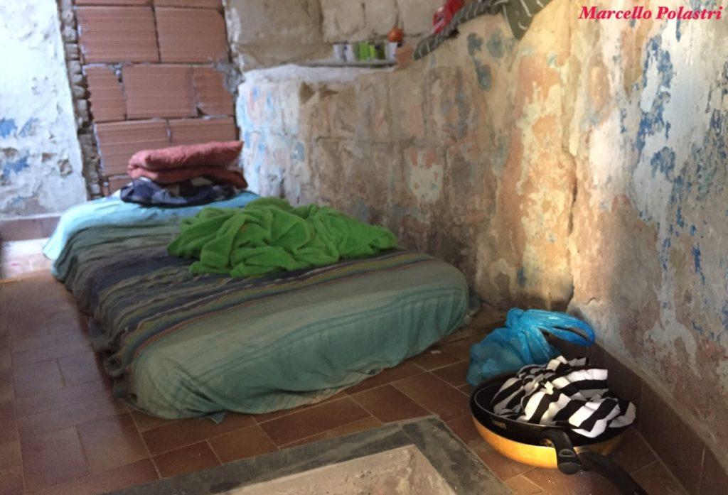 Il letto nel sepolcro