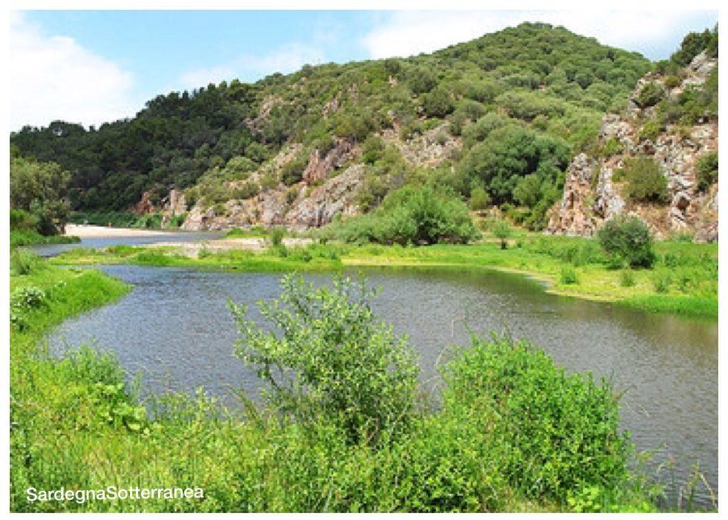 Il fiume Tirso