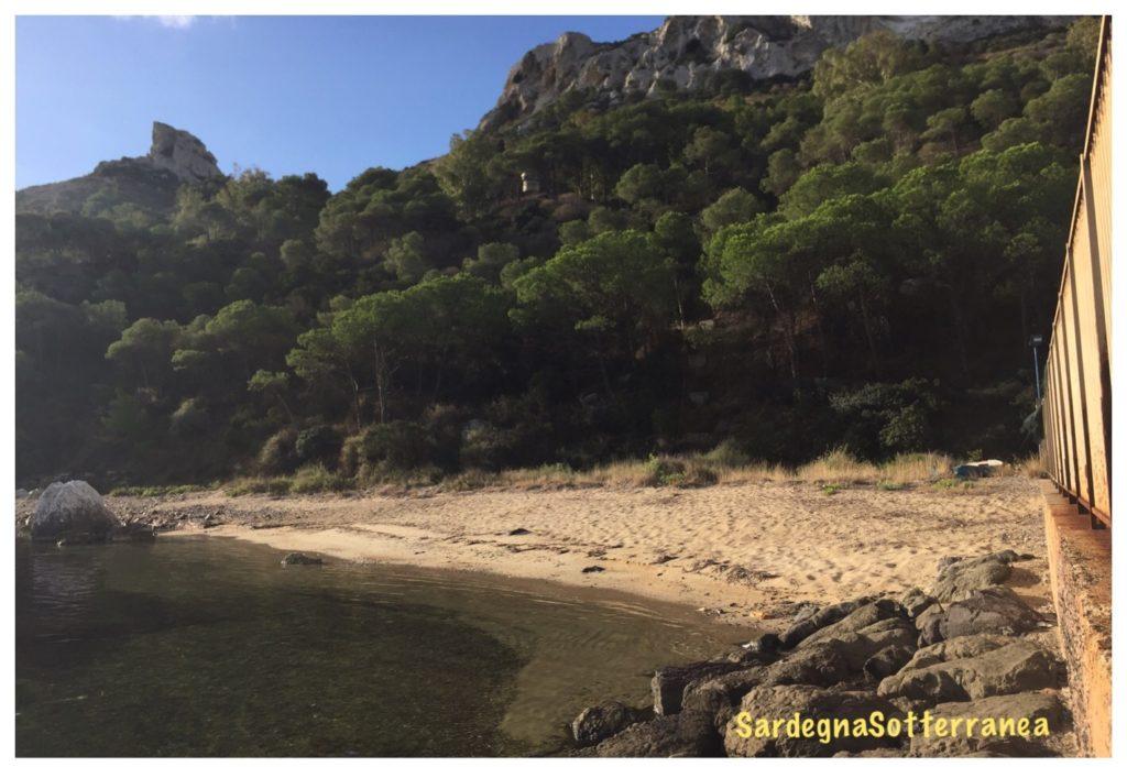 La spiaggia di Marina piccola chiusa da 30 anni