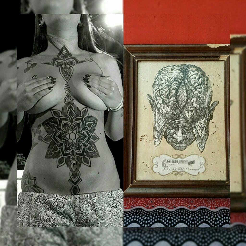 Una delle ultime creazioni di Milly