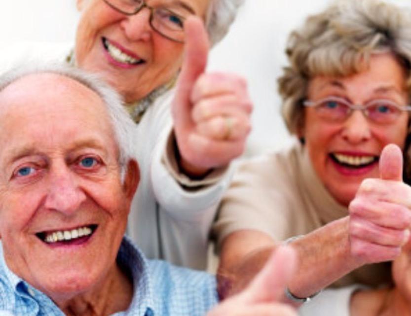 Gli anziani: patriminio per i giovani
