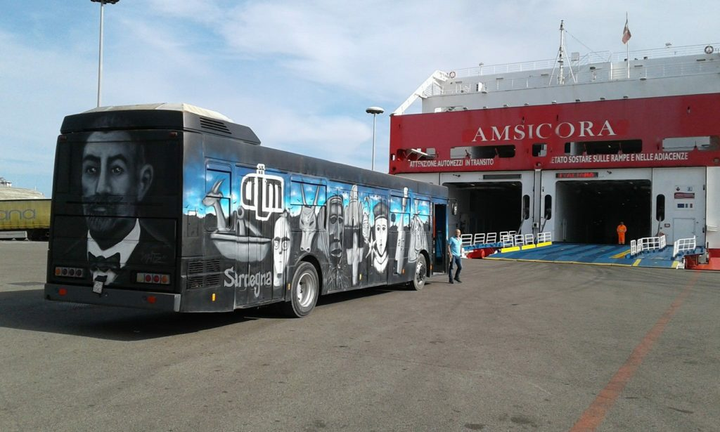 Il bus museo