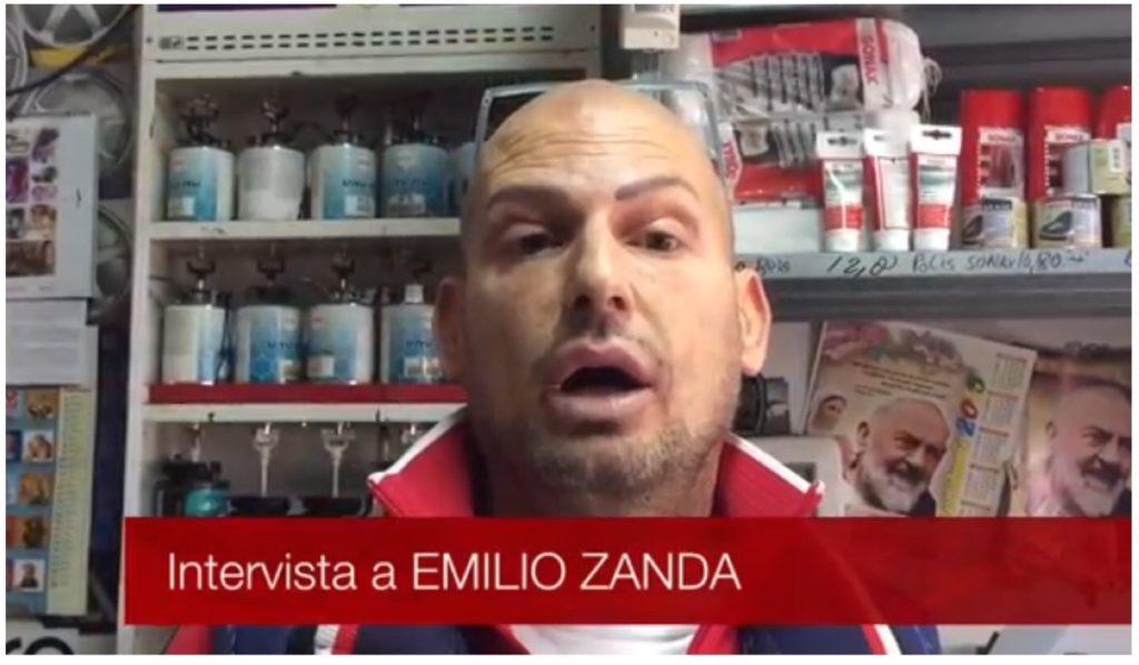 Emilio Zanda su Puzzettu da merdona Terralba