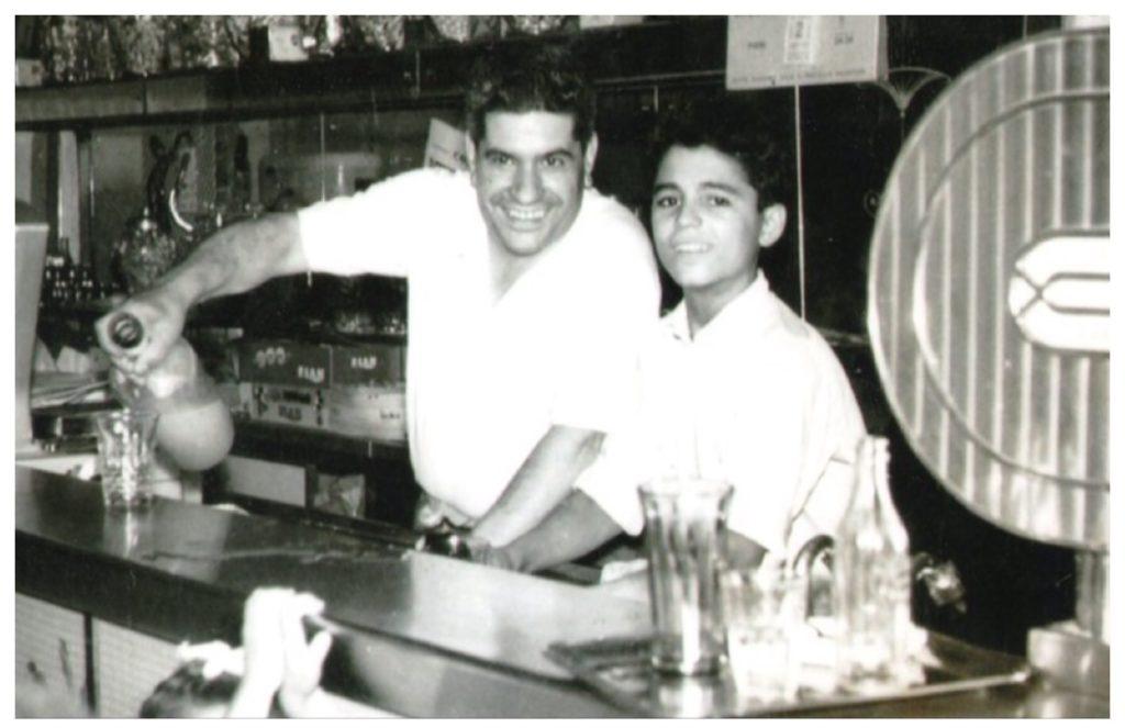 Bar mariuccia a Pirri