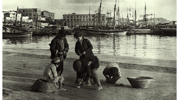 Cagliari foto storica