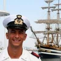 Davide Zini, militare della Guardia di Finanza.