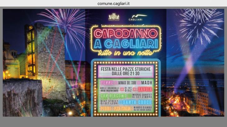 Cagliari Capodanno 2016
