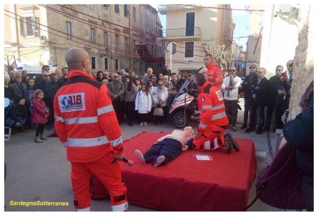Alghero Defibrillatore