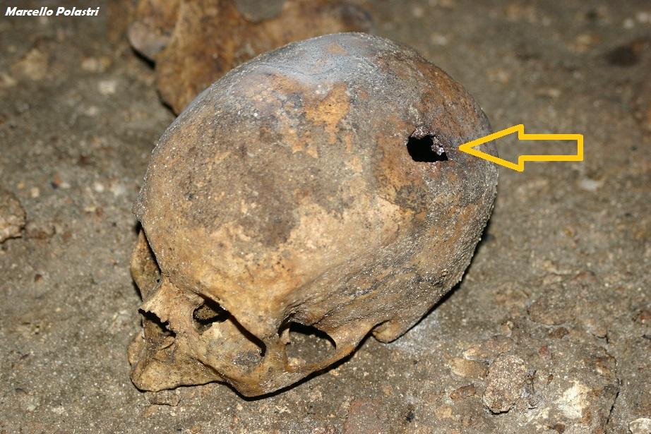 Cranio eremo perduto