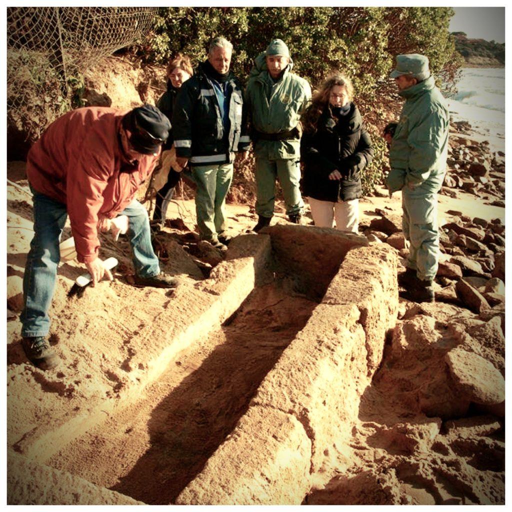 Chia scavi archeologici