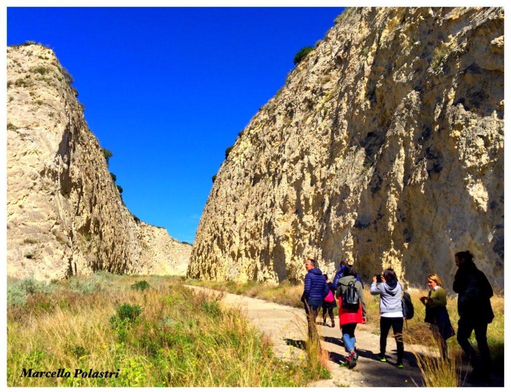 Tuvixeddu: tour nel canyon